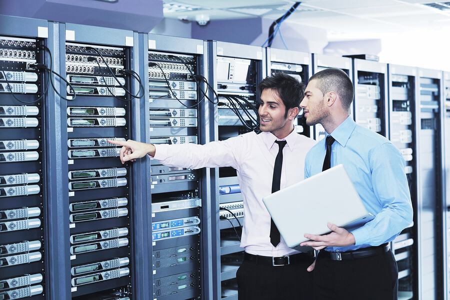 business server hardware maintenance
